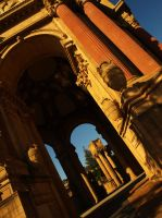 Palace Of Fine Arts San Francisco 09 by abelamario