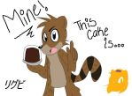:::Rigby::: REQUEST by Jasminethesexycat