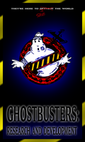 Ghostbusters: Research and Dev by CNCGB