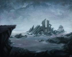 The Ruins of Carthanair by Lienwyn
