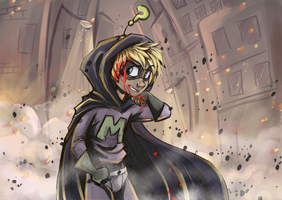 SP: Mysterion by sharkie19
