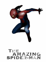 MARVEL- The Amazing Spider-man by Mr-Saxon