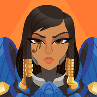 OW - Pharah by Versiris