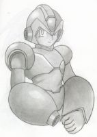 Megaman X 2 by DeathSpikes