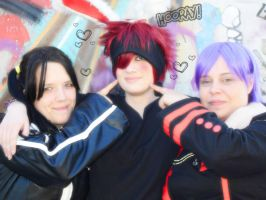 one lavi two linalis XD by PandaLavi