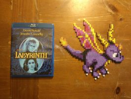 Spyro Beadsprite by 8bitsofawesome