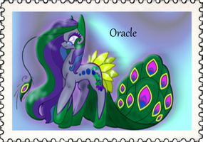 ~!Oracle~Stamp!~ by Microdigit