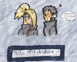 Deidara and tobi: Daily fun by erinrocks122