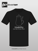 Usability - Outline Edition by SirOgeon