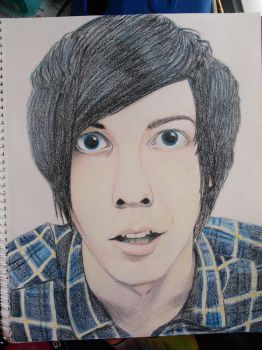 Prismacolor Phil by LuCkYrAiNdRoP
