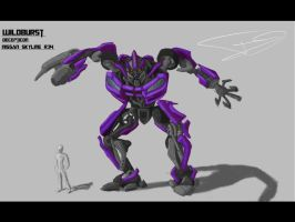 Transformers Concept by dd2005