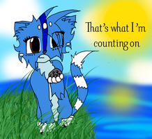 That's What I'm Counting On by BeanieNeko