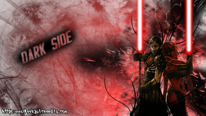 Star Wars Legacy Wallpaper by TomBadguy