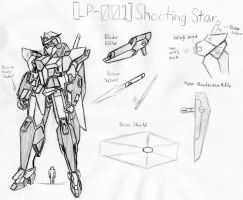 Shooting Star Revised by Linkinpark30101