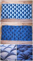 quilted cushion by Thianari