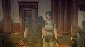 In the Begining by Jill---Valentine