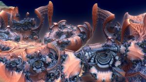 More Surf Boxing by HalTenny