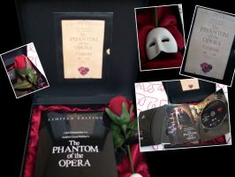 Phantom Special Edition DVD by SimonPovey