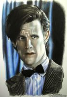 Dr Who Drawing by Lewis3222