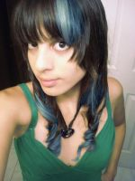 Going blue this summer by GorgeousSoul