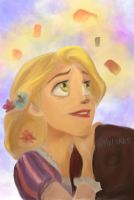 Rapunzel by Nxtures