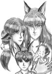 A family of Youkos. by Gj2