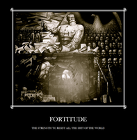 FORTITUDE by acfierro