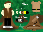 Alex's Profile (2017) by natblue0