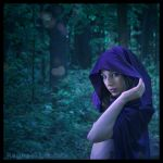 In The Enchanted Forest II by El-Rafo