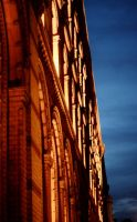 Brick buildings and light 2 by fotomatt66