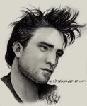 Robert Pattinson: Profile 6 by GeeFreak