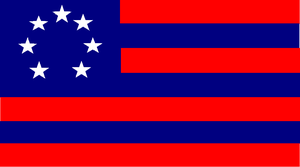 Confederate Finalist Flag-2 by dragonvanguard
