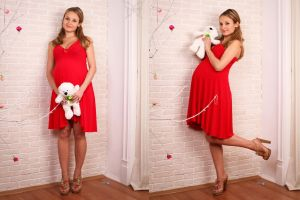 Anya and Kostya expecting a child 2 by saricia