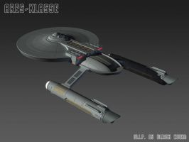 STAR TREK - ARES-CLASS - W.I.P. 014d by ulimann644