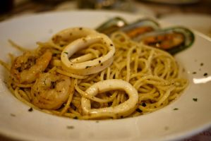 Seafood Pastaa... by feria233