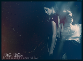 Edward and Bella- New Moon by Perips84