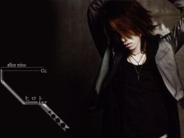 alice nine - hiroto by Sam-Chan-ALPHA