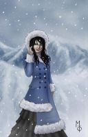 Winter outfit by FantasyMaker