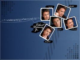 Think RDJ wall by Tiate