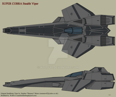 Super Cobra Stealth Viper by Wolff60