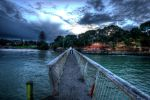 Murrays Bay Wharf HDR by MisterDedication