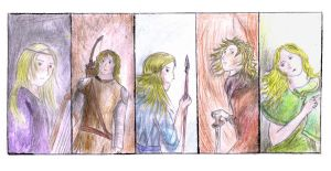The Noble House of Finarfin by Gwenniel