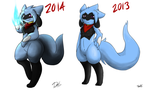 The Years Work Improvement by BlazingFalchion