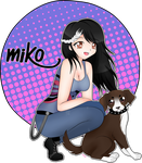 RLC: Miko by m0niQuee