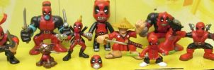 Deadpool Corps Hero Squad Updated by Deadpoolandfriends