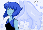 The water gem by Mirian