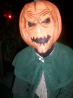 Punkin Man by WCLyon