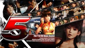 DEAD OR ALIVE 5 ~ Leifangs Awesome Madness by Leifang12
