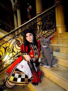 Alice Liddell Royal Suit - Alice Madness Returns by LiryoVioleta