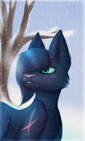 Black Snow by tinity123